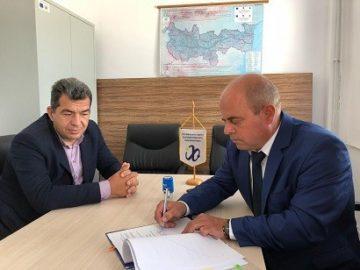 Кметът Пламен Стоилов подписа договора за финансиране на проекта за ремонт на Пантеона на възрожденците