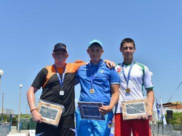 Иван Банчев е бронзов медалист от европейското първенство по стрелба с лък в Патра