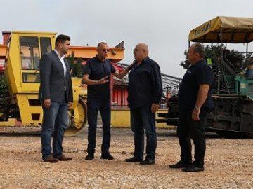 Евродепутатът Андрей Новаков и народният представител Пламен Нунев направиха преглед на строителството на обекти в Община Сливо поле
