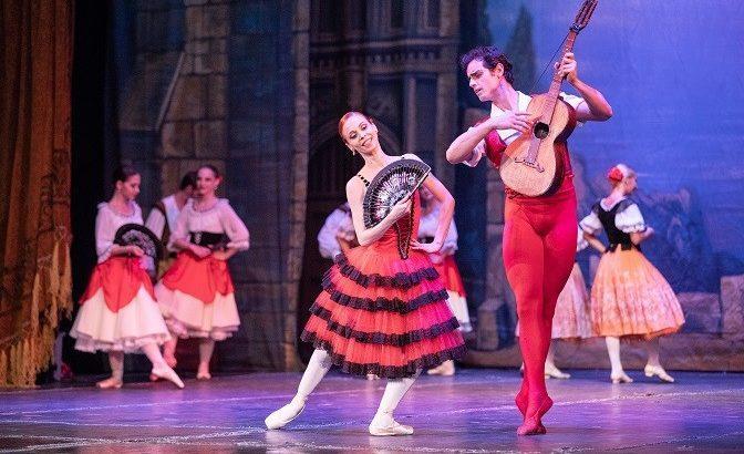 Примабалерината на Държавна опера - Русе Весела Василева се възстановява бързо след проблем
