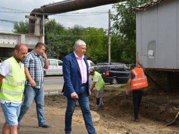 Започна мащабно асфалтиране на улици в Гюргево