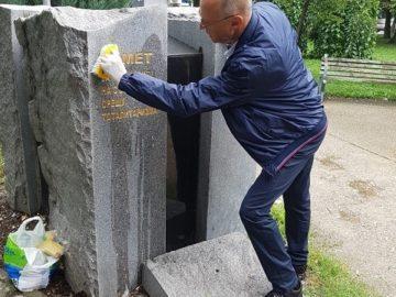По инициатива на народния представител от ГЕРБ Пламен Нунев ще бъде облагороден района около паметника на жертвите на комунизма и тоталитаризма
