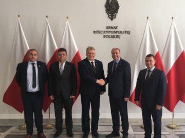 Народният представител Пенчо Милков е на официално посещение в Полша
