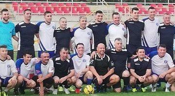 8 служители на Гранична полиция - Гюргево повишени на професионалния празник