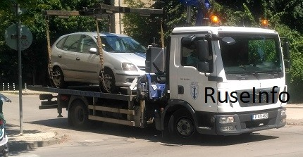 """В Русе действа новият """"паяк"""" на ОП """"Комунални дейности"""""""