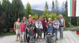 Летен лагер за деца с увреждания и техните родители организира Каритас Русе