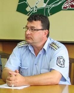 """началникът на сектор """"Пътна полиция"""" главен инспектор Михаил Манов"""