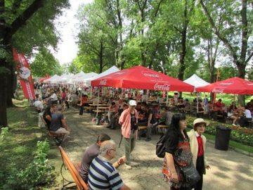 Coca-Cola Chill & Grill събра стотици русенци и гости на града