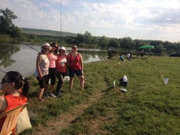 ГЕРБ – Ценово проведе турнир по риболов