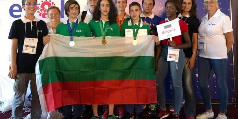 """Деветокласник от МГ """"Баба Тонка"""" - Русе със златен медал от европейска младежка олимпиада по информатика"""