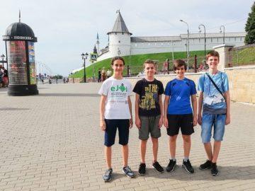 Русенец ще участва във втората Европейска младежка олимпиада по информатика eJOI в Иннополис, Русия