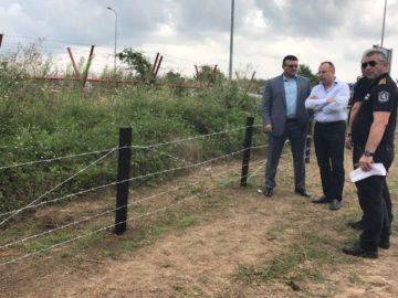 Министърът на земеделието, храните и горите Румен Порожанов посети Русенска област