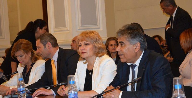 Валентин Колев участва в националната среща за задържане на деца в образователната система