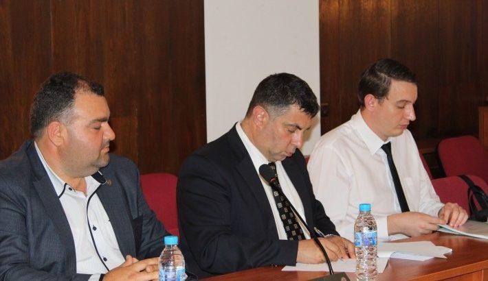 Проведе се първата среща на Учредителния комитет на Организацията за управление на Дунавски туристически район