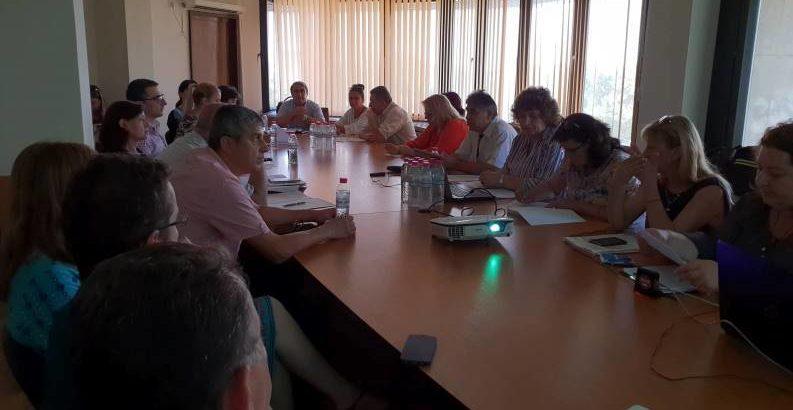 В Русе обсъдиха дейностите по обхващане и задържане на деца в образователната система