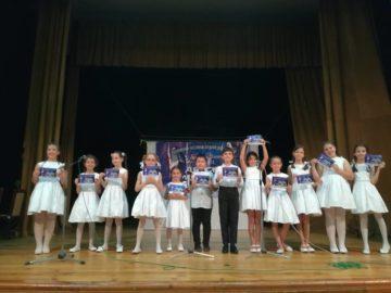 """Успешно представяне на русенци в първия етап на провеждащия се за първи път национален фестивал за нови детски песни """"Детска мелодия на годината"""""""