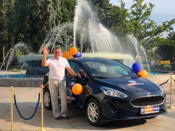 Българският спортен тотализатор раздаде много печалби и един автомобил на площада в Русе