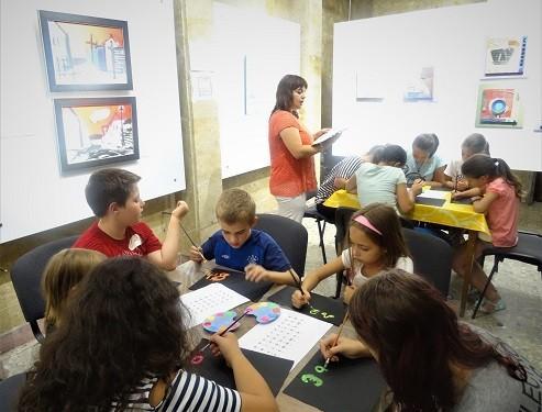 """Проект """"Силата на знанието"""" предлага това лято на децата участие в ателиета с интересна тематика"""