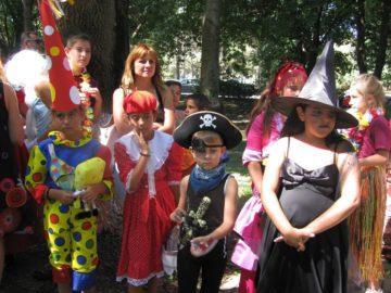 Симона Маринова спечели конкурса за най-красив костюм от карнавала в Сливо поле