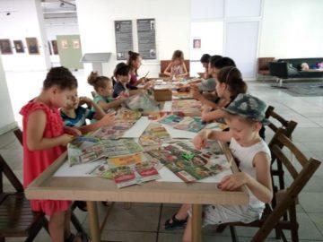 Работилничките в Художествена галерия - Русе завършват днес
