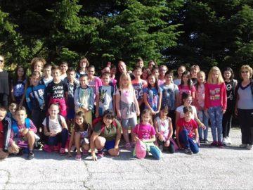 """40 русенски деца бяха на едноседмичен лагер в местността """"Узана"""""""