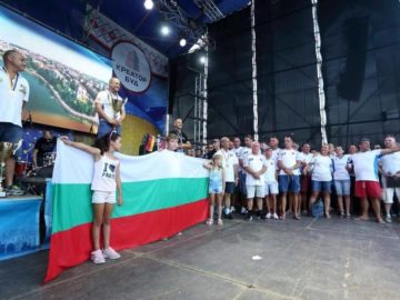 Милен Маринов от клуба по водомоторен спорт - село Ряхово световен шампион