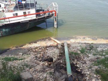 Проверени са сигналите за замърсяване на река Дунав край Русе