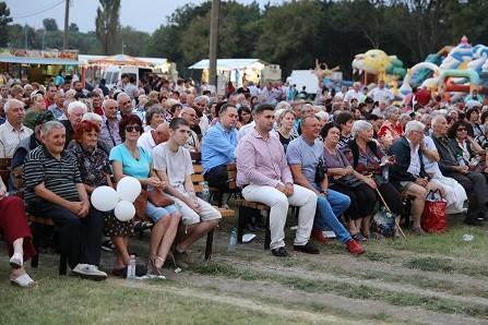 Евродепутатът Андрей Новаков и народният представител Пламен Нунев бяха гости на празничния концерт по повод Деня на Община Сливо поле