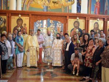 Храмов празник в Басарбовския манастир