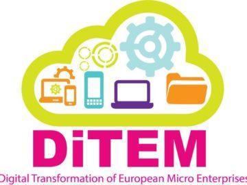 DiTEM logo