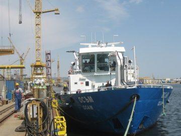 Новият маркиращ кораб на ИАППД пристига в Русе утре