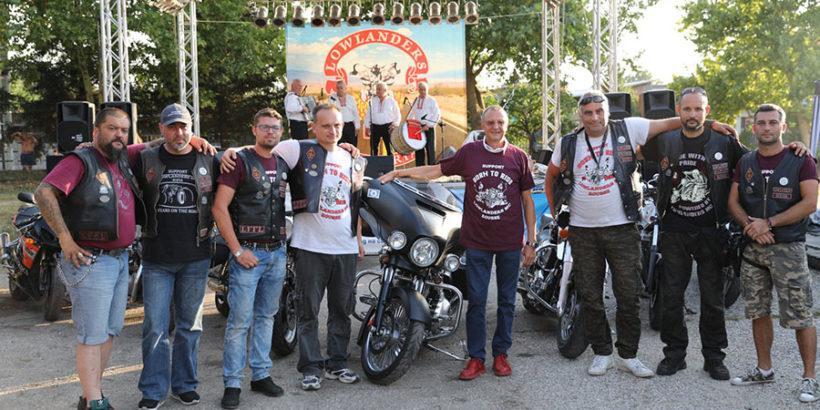 Lowlanders MC Rousse организира мото парти Born to Ride в Николово