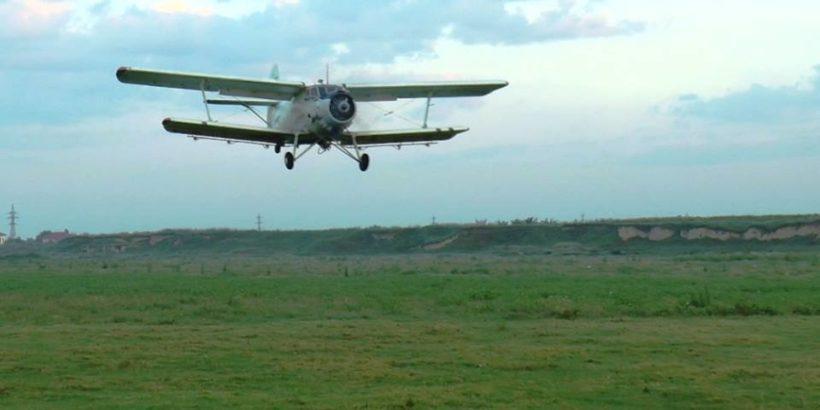 Завърши вторият етап от въздушното третиране срещу комари в Гюргево