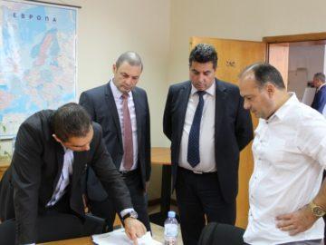 Обсъдиха приоритетни участъци от речните корита в Дунавския район за почистване