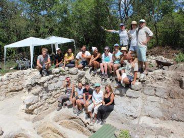Приключи археологическото проучване Червен