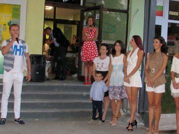 Русенската танцова школа и вариететно изкуство сдружение фламинго откриване 1