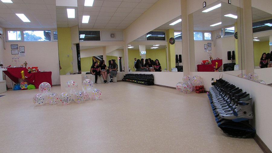 Русенската танцова школа и вариететно изкуство сдружение фламинго откриване 3