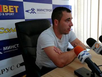 Цветомир Младенов ФК Дунав