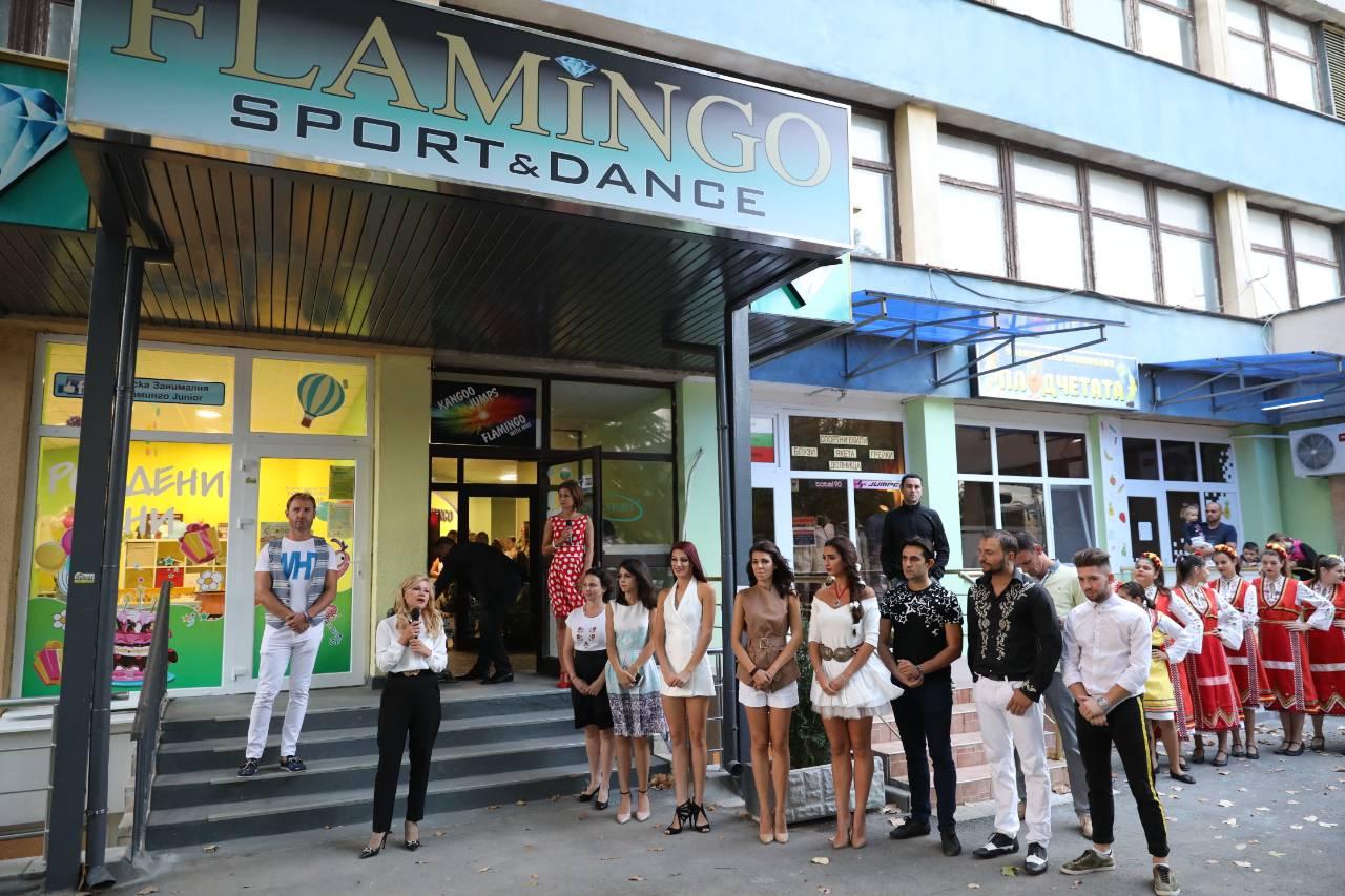 Народният представител Светлана Ангелова откри нов център за обучение, тренировки и забавление в Русе