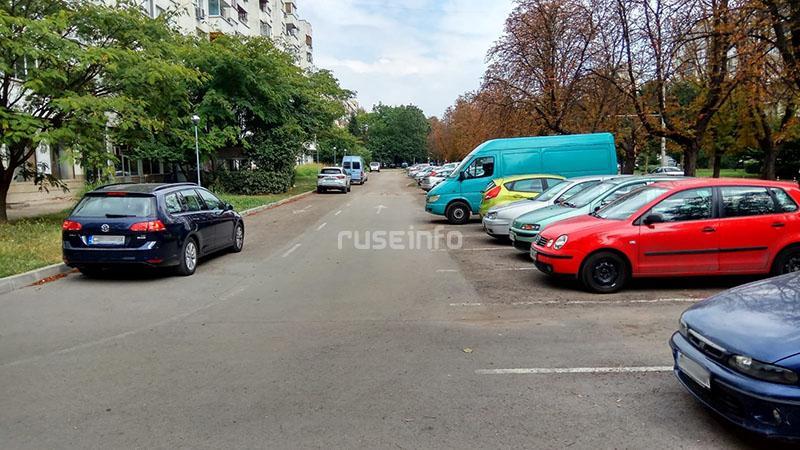 паркинг ремонт вида 1