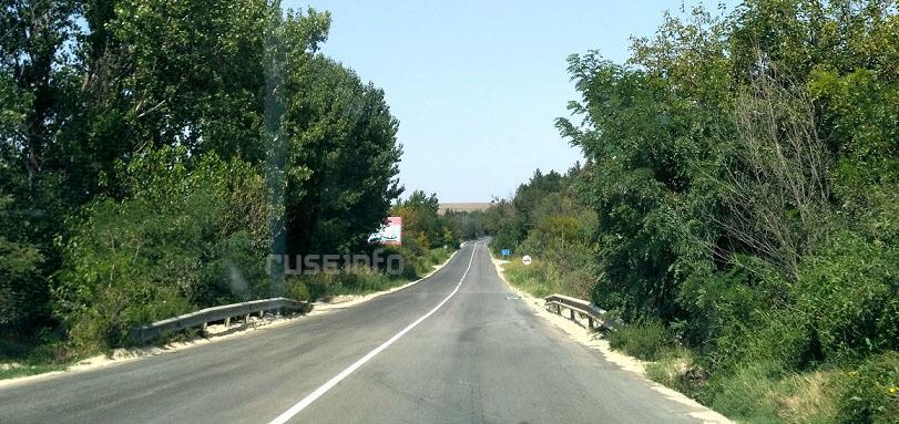 русе бяла път асфалт маркировка