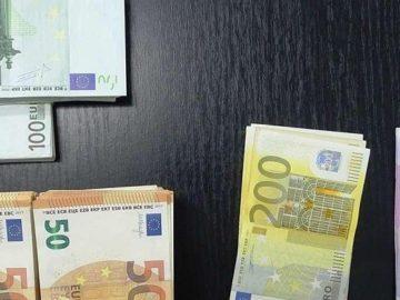 70 000 евро иззети от автобус на Дунав мост 1