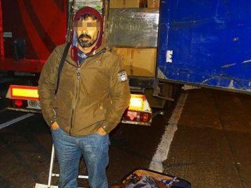 Върнаха в Русе нелегален иракски мигрант, опитал да мине тази сутрин Дунав мост 1