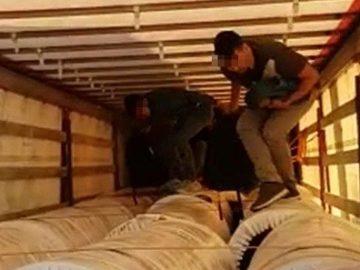 Върнаха в Русе 4 нелегални афганистански мигранти, опитали да минат Дунав мост 1 в камион