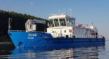 Изпълнителната агенция за проучване и поддържане Дунав ще именува нов маркиращ кораб в Русе