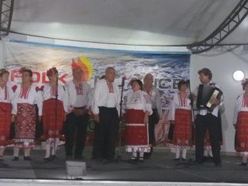 Смесен народен хор с. Николово с отличие от международен фолклорен фестивал