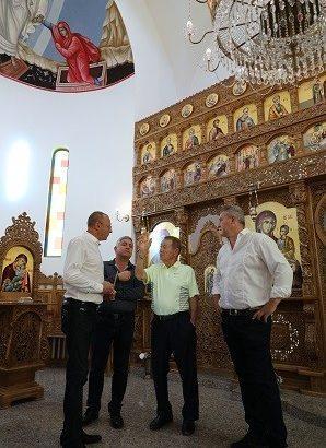 Народният представител Пламен Нунев и кметът на Община Бяла направиха преглед на новоизградени обекти