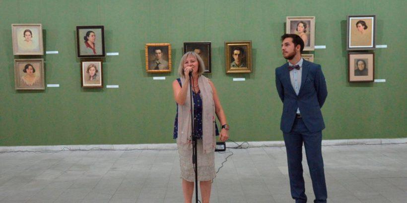 В Художествена галерия - Русе се състоя откриването на изложбата на Никола Пиндиков