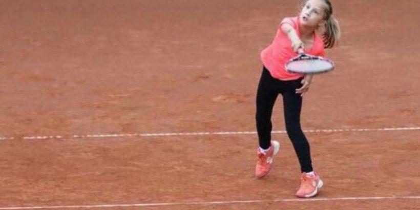 Никол Нунева се класира за 1/2 финал на Мастърс турнир до 8 години в град Плевен