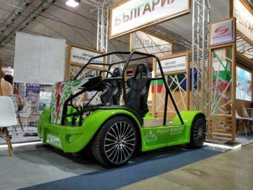 SIN Cars представят най-новия си проект L City на международната специализирана изложба ЕЛТЕХ